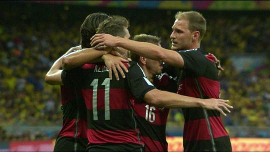 Gol da Alemanha... e do Brasil: pedaços da rede do 7 a 1 viram R$ 800 mil para projetos sociais