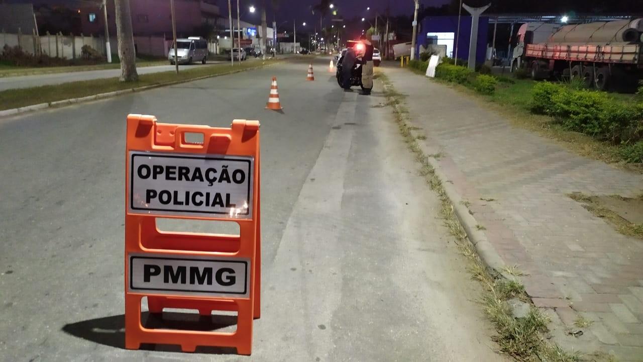 PM faz operações de combate a explosão de caixas eletrônicos no Campo das Vertentes