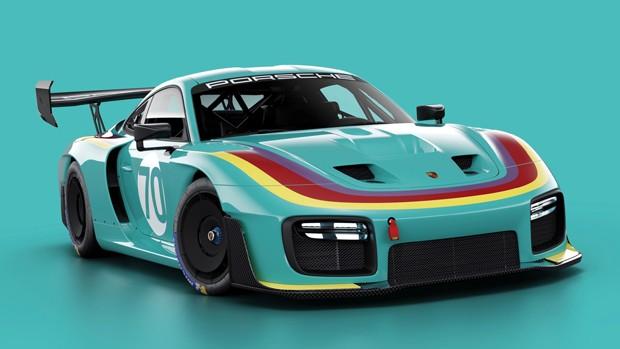 Porsche 935 edição Kremer Racing  (Foto: divulgação)