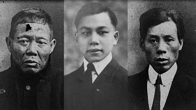 Os chineses sobreviventes do Titanic que chegaram nos EUA e foram rejeitados
