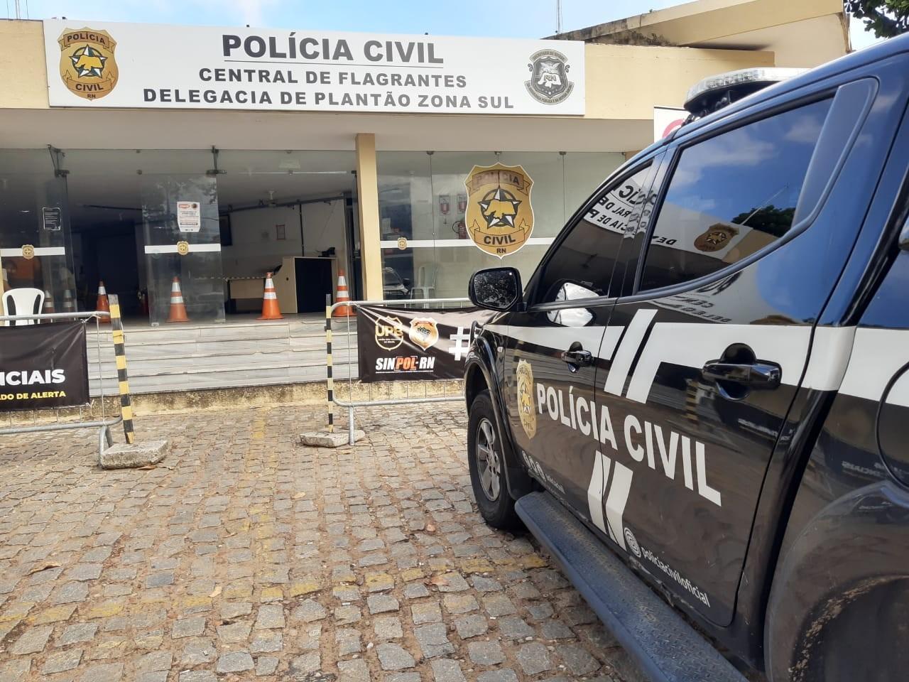Homem é preso após atirar na casa do irmão por causa de empréstimo no RN