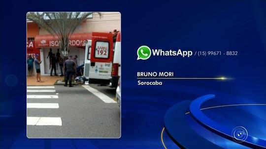 Morre mulher esfaqueada em avenida de Sorocaba