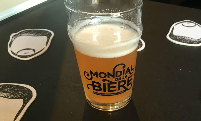 Copo do Mondial de la Bière