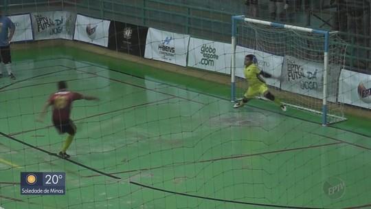 Juruaia vence Cássia nos pênaltis e fica com o 3º lugar da Taça EPTV de Futsal