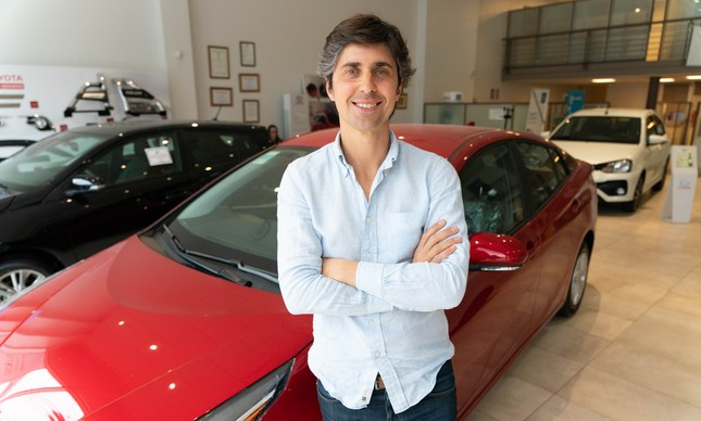 Matías Fernández Barrio, CEO da Karvi