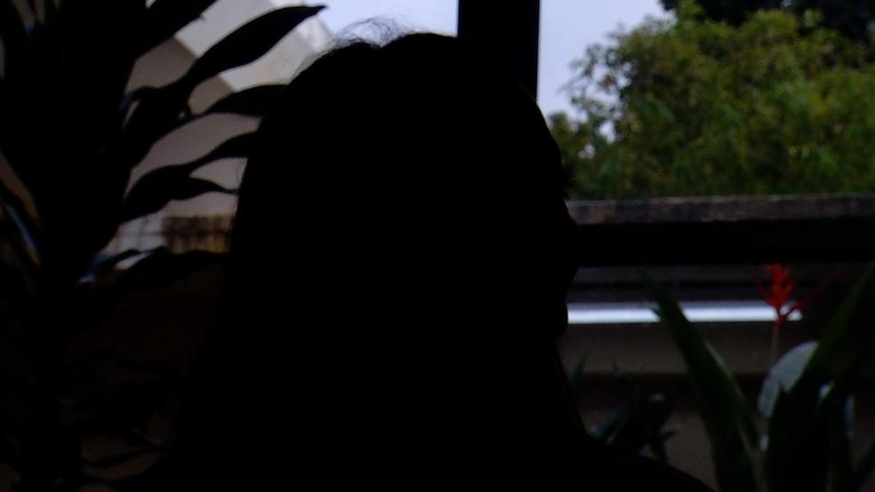 A universitária disse que o homem esfregou o pênis na cabeça dela (Foto: Reprodução/Inter TV Cabugi)