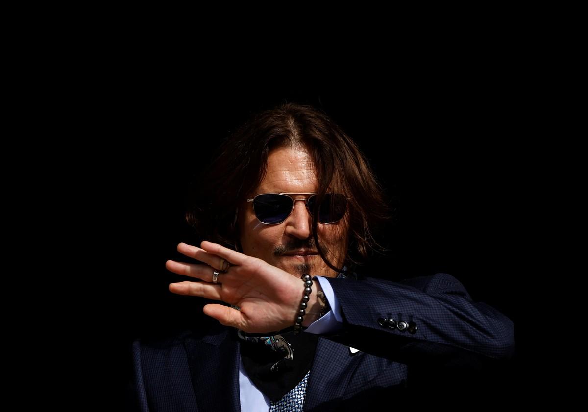 Advogado de Johnny Depp pede que a justiça 'lave o nome' do ator no fim do julgamento em Londres | Pop & Arte