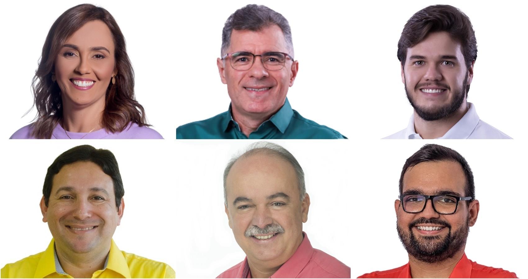 Veja agenda dos candidatos a prefeito de Campina Grande nesta quinta-feira (29)