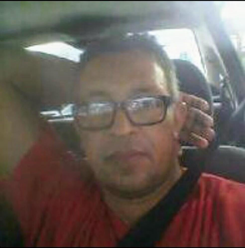Sargento José Edivaldo Nascimento morreu após ser baleado em um assalto em Natal (Foto: Divulgação/PM)