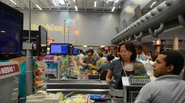 supermercado, varejo, preços, inflação (Foto: Tânia Rêgo/Agência Brasil)