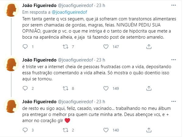 João Figueiredo  (Foto: Reprodução/Twitter)