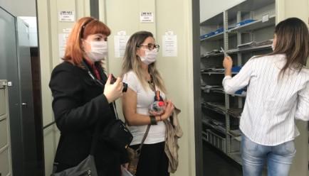 Vistoria do MPSC aponta necessidade de restauração de museu histórico em Lages