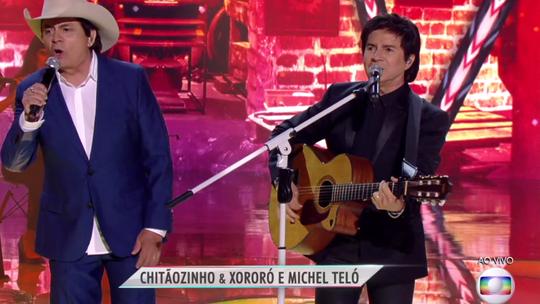 Sandy e Chitãozinho e Xororó arrasam no 'The Voice Brasil' e ganham a web