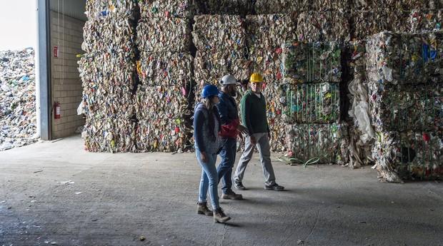 A gestão de resíduos é um problema de muitos países – e a Gammakat trabalha para solucioná-lo (Foto: The Venture)