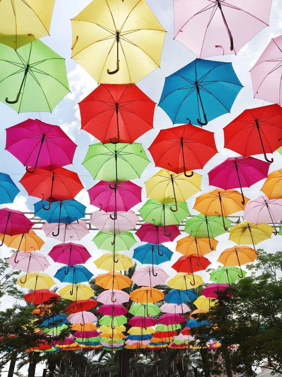 """""""Umbrella Sky"""""""