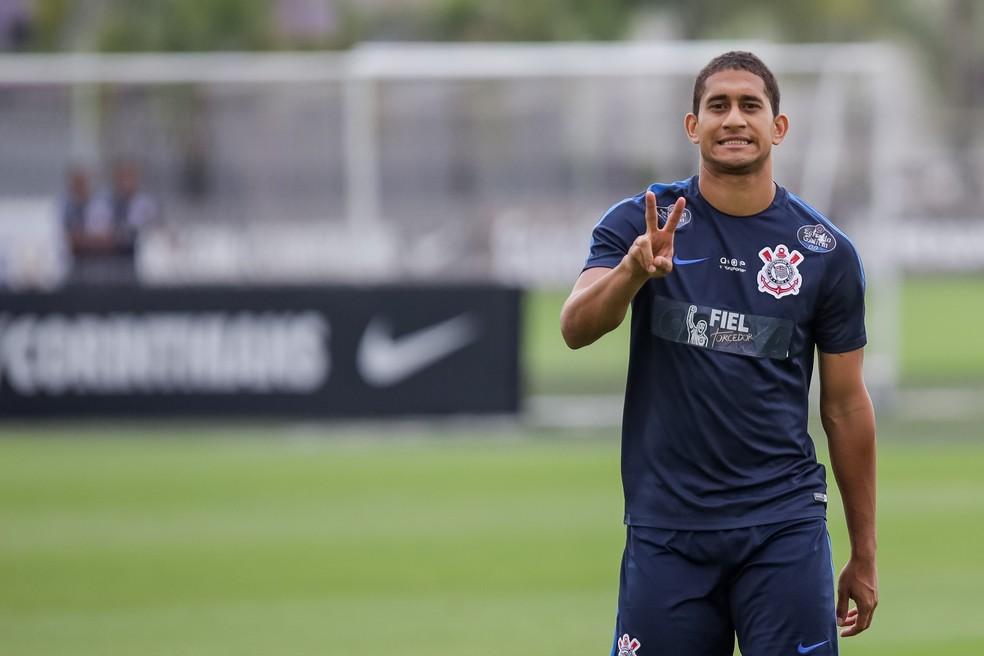 Pablo tem chance de reforçar o Flamengo (Foto: Rodrigo Gazzanel/Ag. Corinthians)