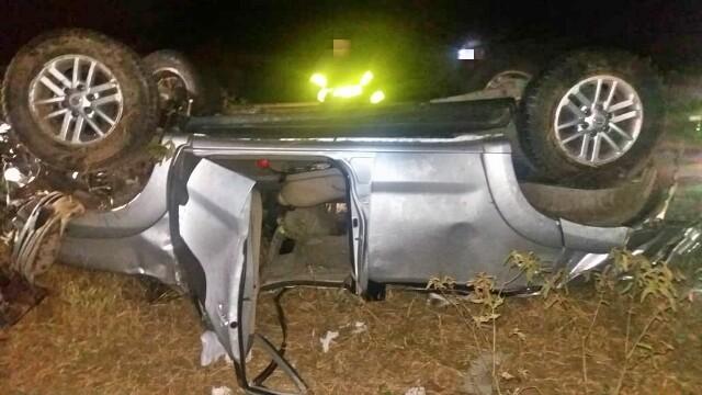 Filho de deputado federal fica ferido e duas pessoas morrem em acidente em Bezerros