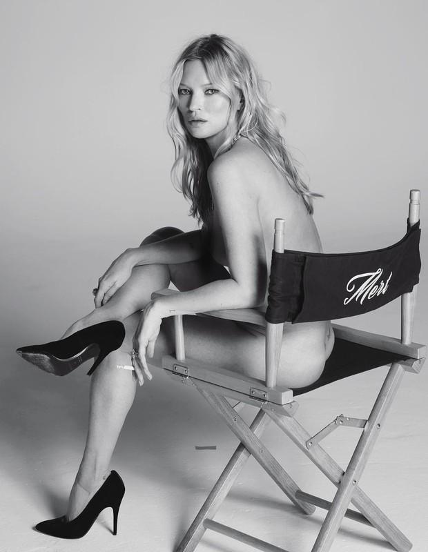Kate Moss (Foto: Mert Alas)