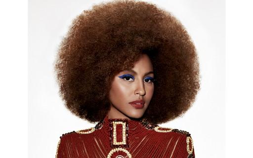 Beleza afro: Sheron Menezzes, poderosa, mostra as tendências