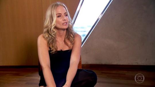 Meditação ajudou Angélica a superar trauma após acidente de avião