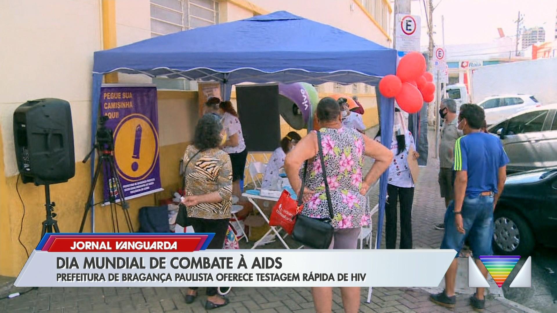 VÍDEOS: Jornal Vanguarda de terça-feira, 1° de dezembro