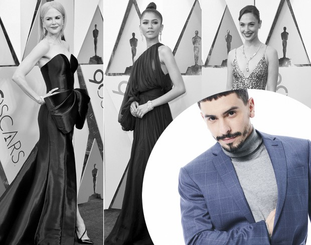 Oscar: as 5 mais bem vestidas (Foto: Getty Images)
