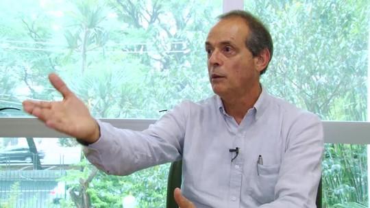 Marino quer Palmeiras nos rumos da era Nobre e diz que clube não depende da patrocinadora