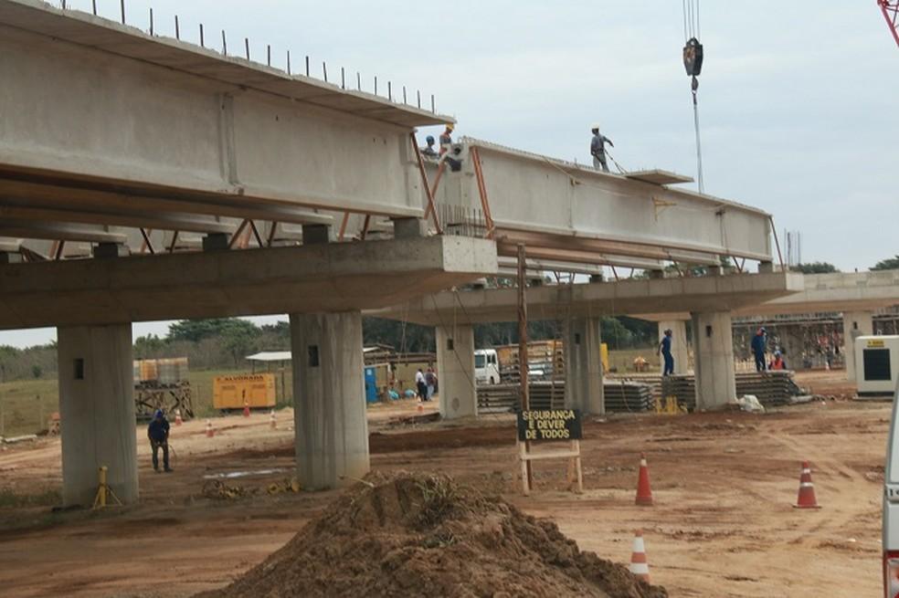 Obras da Ponte da Integração, que ligará São João da Barra a São Francisco  de Itabapoana, RJ, serão retomadas na sexta | Norte Fluminense | G1