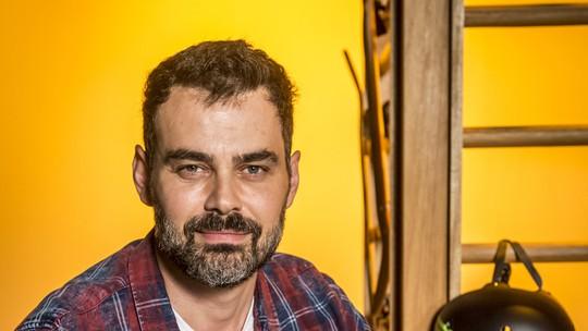 'Vidas Brasileiras': Carmo Dalla Vecchia será Rafael, dono da ONG Percurso