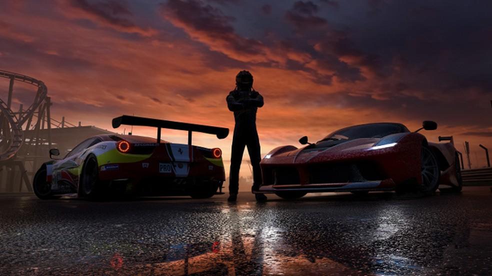 Forza Motorsport 7 revela seus primeiros 167 carros com modelos da Porsche, Ferrari, Lamborguini e mais (Foto: Reprodução/Autoblog)