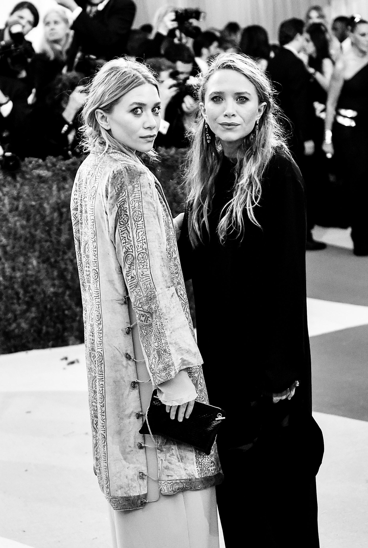 Ashley e Mary-Kate Olsen lançam linha masculina da The Row (Foto: Getty Images)