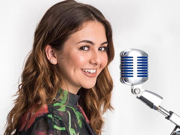 Klara Castanho na segunda temporada de Popstar (Foto: Globo/Paulo Belote)