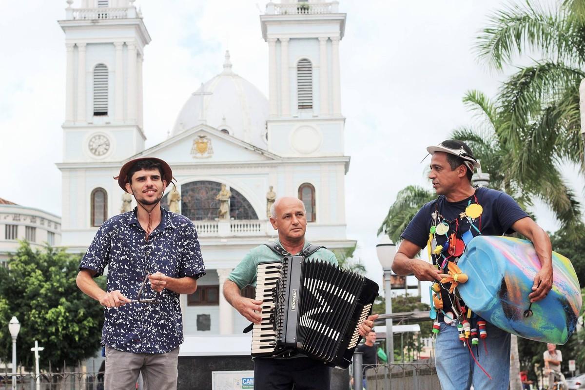 Cultura nordestina é celebrada em Campos, no Norte Fluminense
