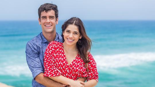Marcos Pitombo e Sabrina Petraglia relembram trajetória de Shirlipe nos bastidores do pedido de casamento