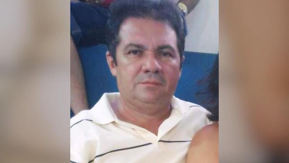 Taxista Erinaldo Fernando Ferreira de Sousa — Foto: Reprodução/Redes Sociais