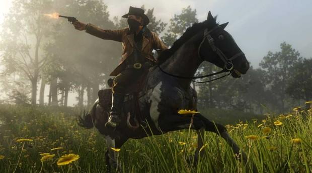 Red Dead Redemption 2 é sequência do primeiro game, lançado em 2010 (Foto: Divulgação)