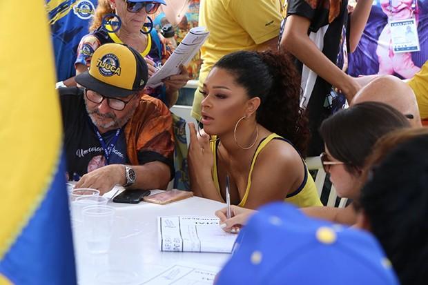 Juliana Alves (Foto: Daniel Pinheiro/AgNews )