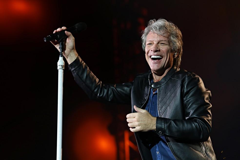 Show De Bon Jovi No Recife Tem Linhas Especiais De Onibus Pernambuco G1
