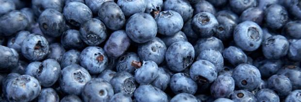 Mirtilo: a frutinha é rica em antioxidantes e vitamina A, conhecida por normalizar a produção de óleo da pele (Foto: Think Stock)