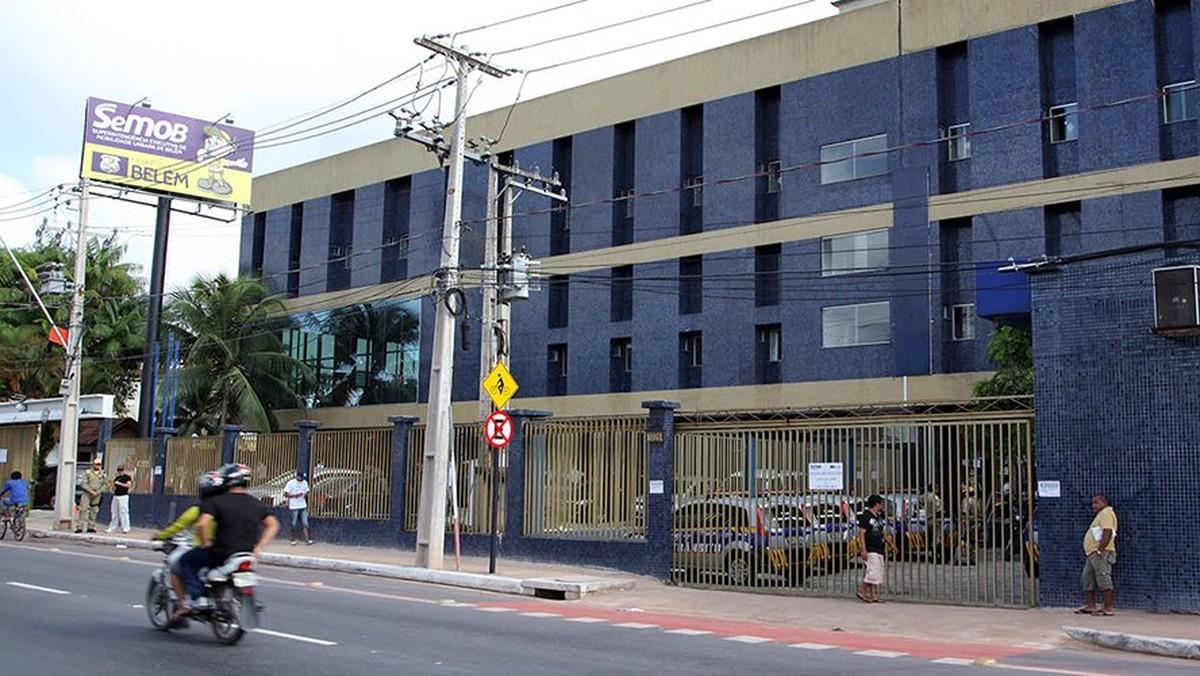 Agentes da Semob são presos por cobrar propina em Belém