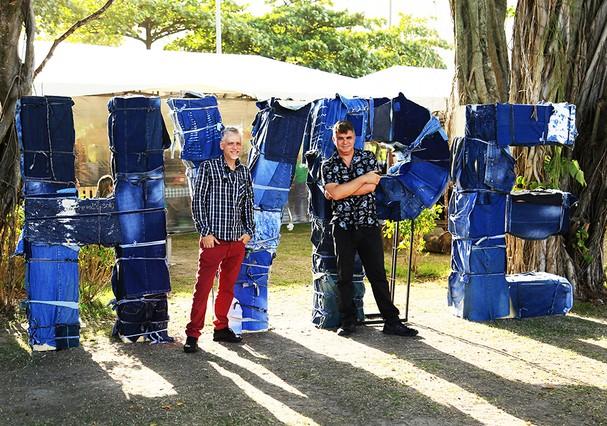 Robert Guimarães e Fernando Molinari (Foto: Divulgação)