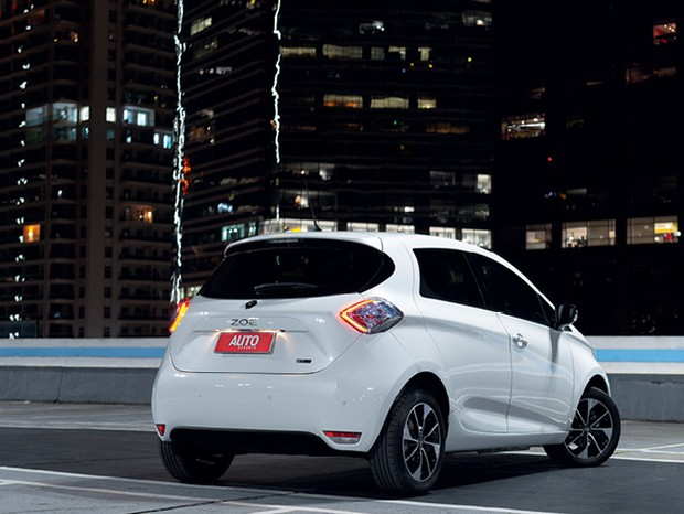 Renault Zoe (Foto: Bruno Guerreiro)