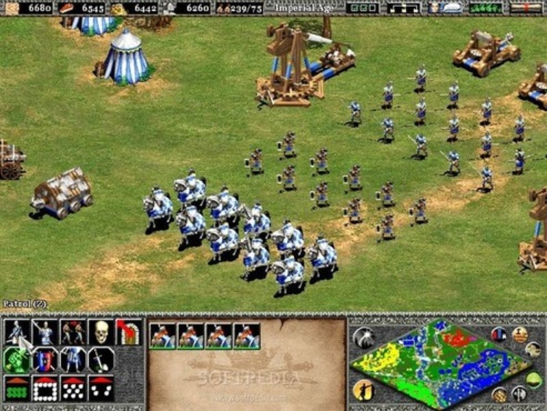 age of empires free download full version for pc offline