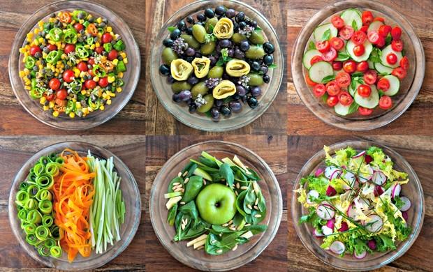 Alimentos coloridos oferecem mais nutrientes e um prato bem atrativo - eu atleta | globoesporte.com