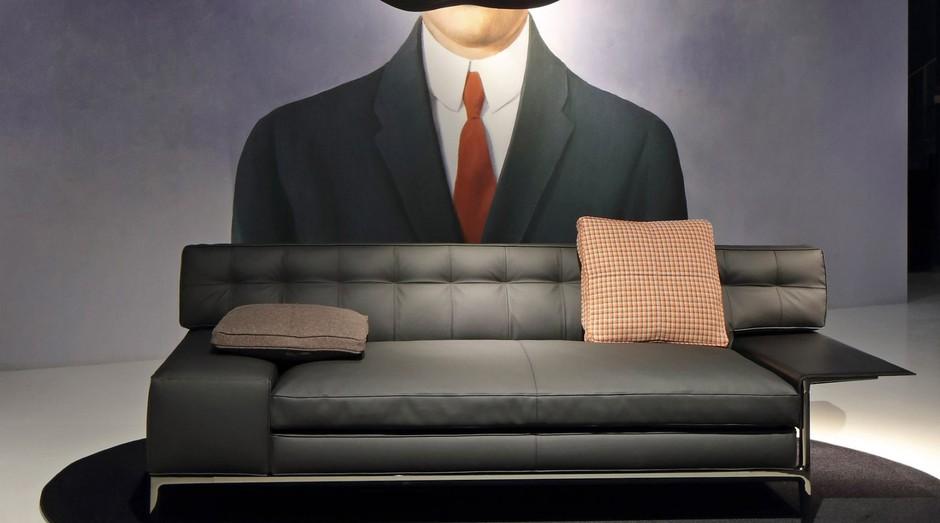 A coleção, constituída por 16 modelos de sofás veganos, foi desenhada para a marca Cassino. (Foto: Reprodução)