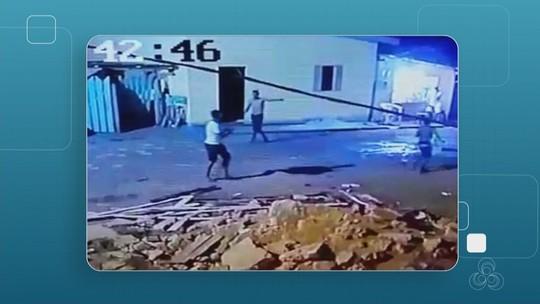 Jovem mata padrasto com facada após bebedeira em Santana, diz PM; VÍDEO
