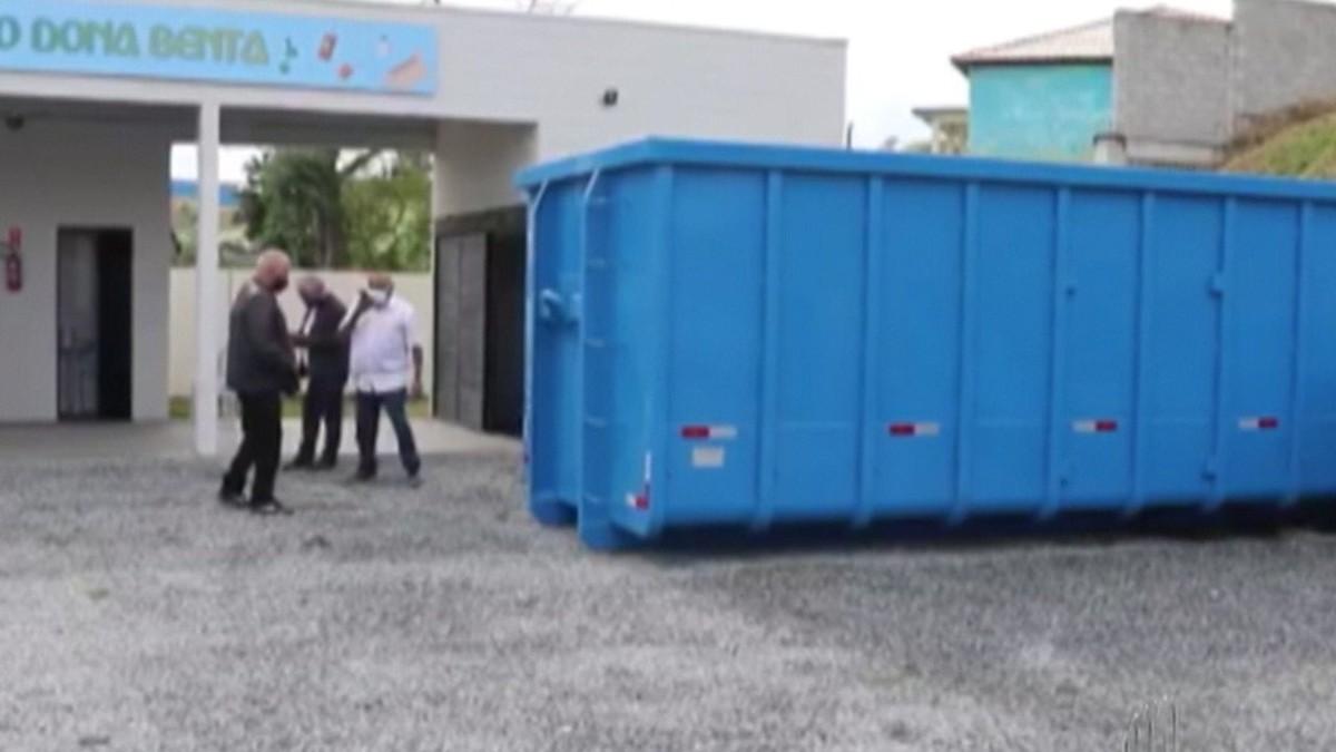 Suzano inaugura ecoponto no Jardim Dona Benta