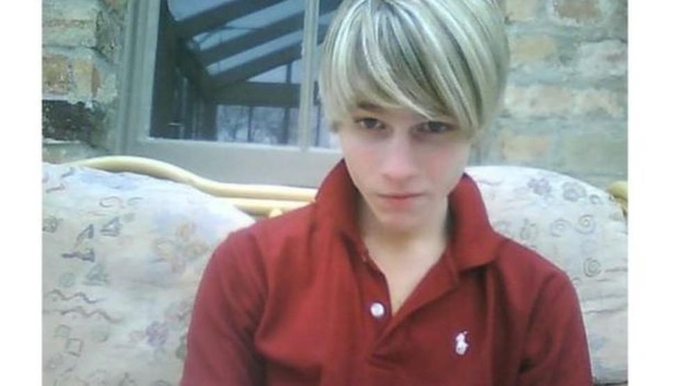 Danny Bowman tentou se matar quando tinha 16 anos e foi diagnosticado com um transtorno mental (Foto: Arquivo pessoal)