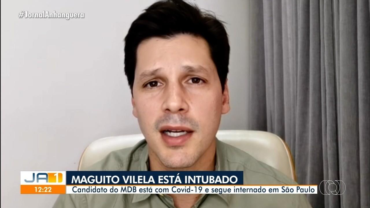 Maguito Vilela segue internado em hospital de São Paulo