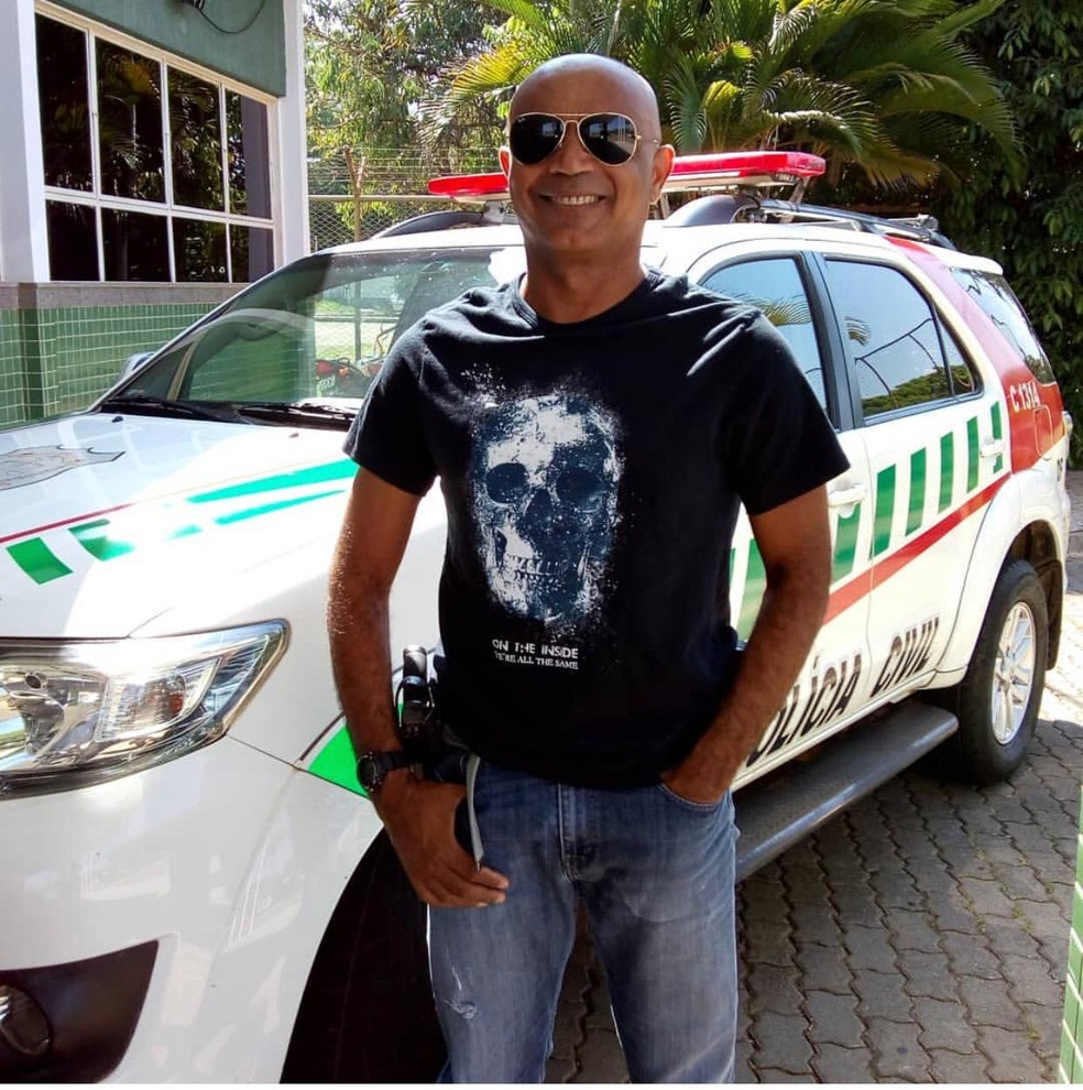 Em maio de 2019, policial civil invadiu Secretaria de Educação do DF e matou servidora da pasta. — Foto: Facebook/Reprodução